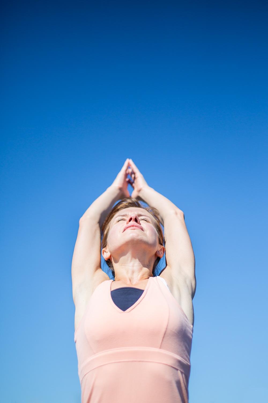 yoga portretten