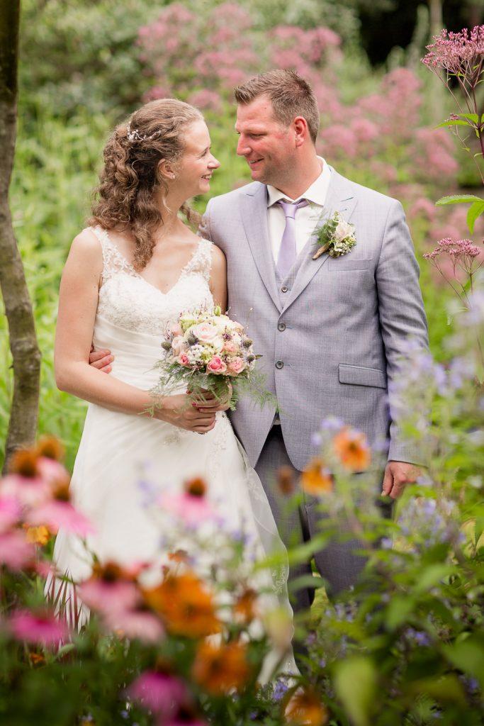 bruidspaar foto's