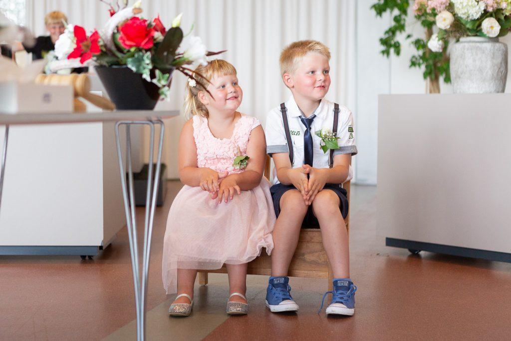 bruidskinderen ceremonie